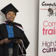 Gugu Khumalo explains the CS4A graduation chaos