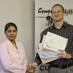 Premilla Singh—ICDL Advanced Expert, ICDL Webstarter