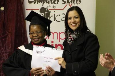 Aurelia Mabaso Seniors class (1)