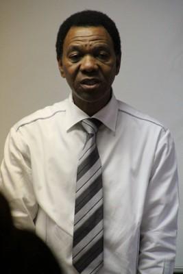 Mr Mdluli