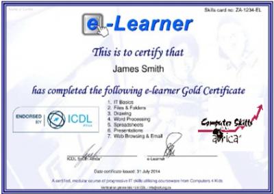 e-learner cs4a